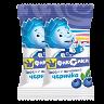 Жевательные конфеты Фиксики с начинкой черника