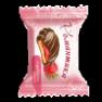 Печенье Романтика клубничный десерт Славянка